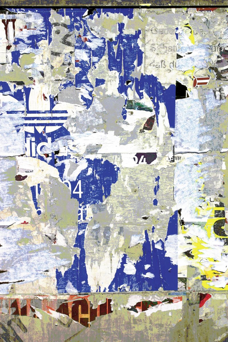 D.982 Vienna edition © 2005, 70x100 cm, ultrachrome on canvas, acryllic, clear laquer Copyright by the artist. Courtesy of private collection, Berlin/Germany